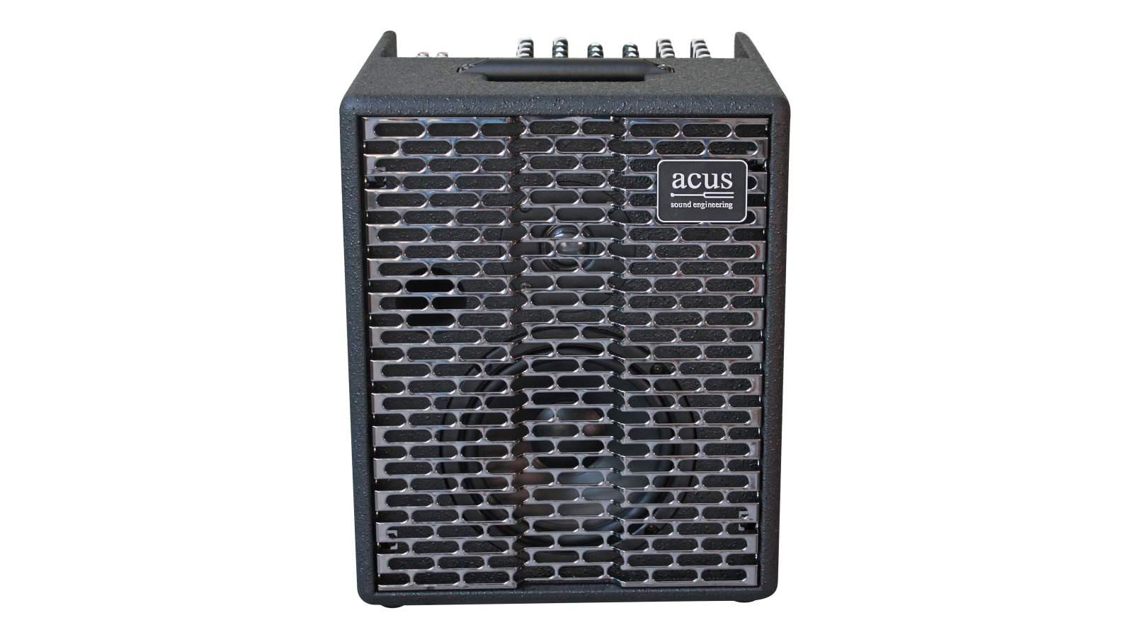 ACUS ONE-6T Simon Black Akustikverstärker
