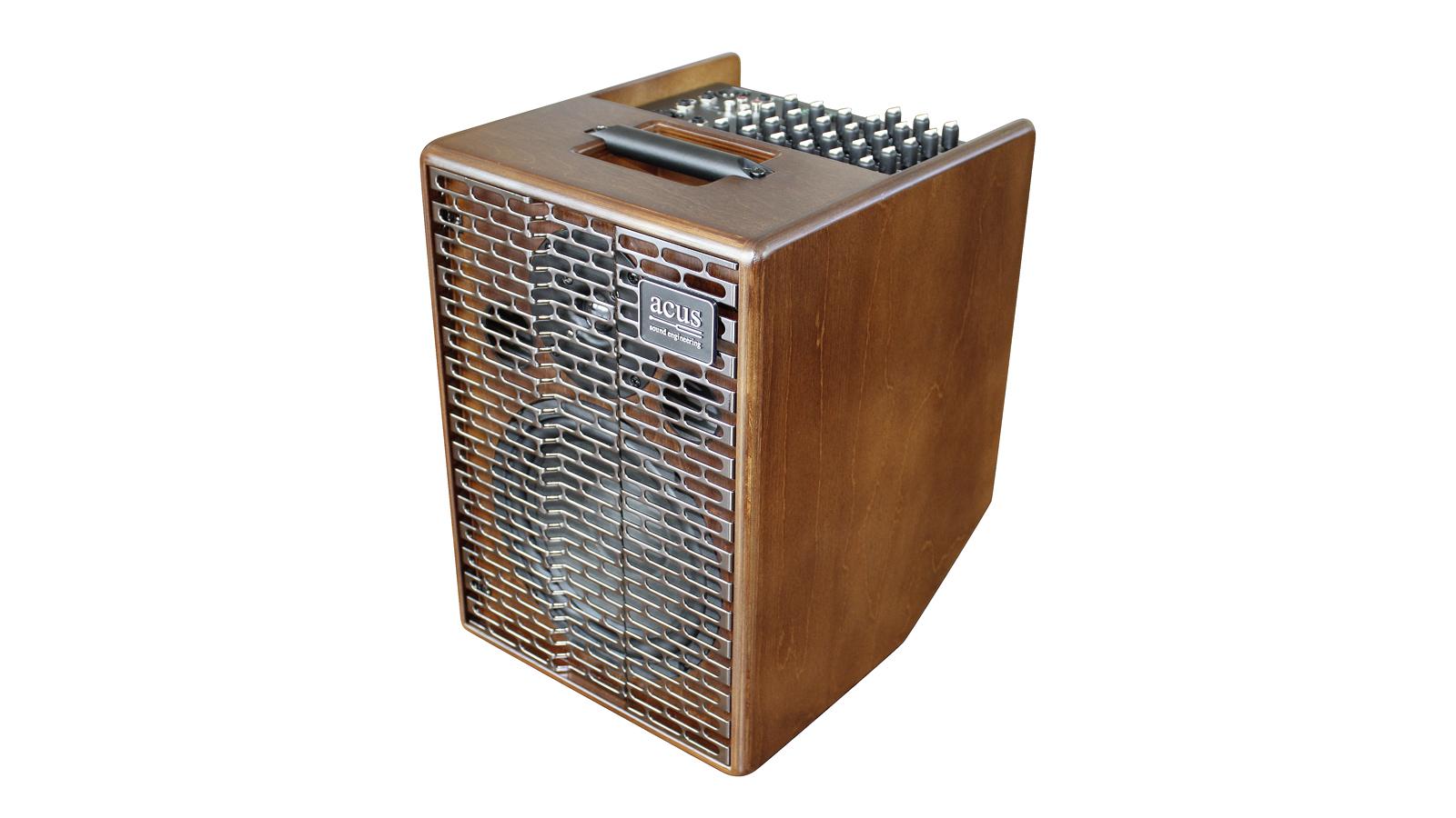 ACUS One-8 WOOD Simon Akustikverstärker