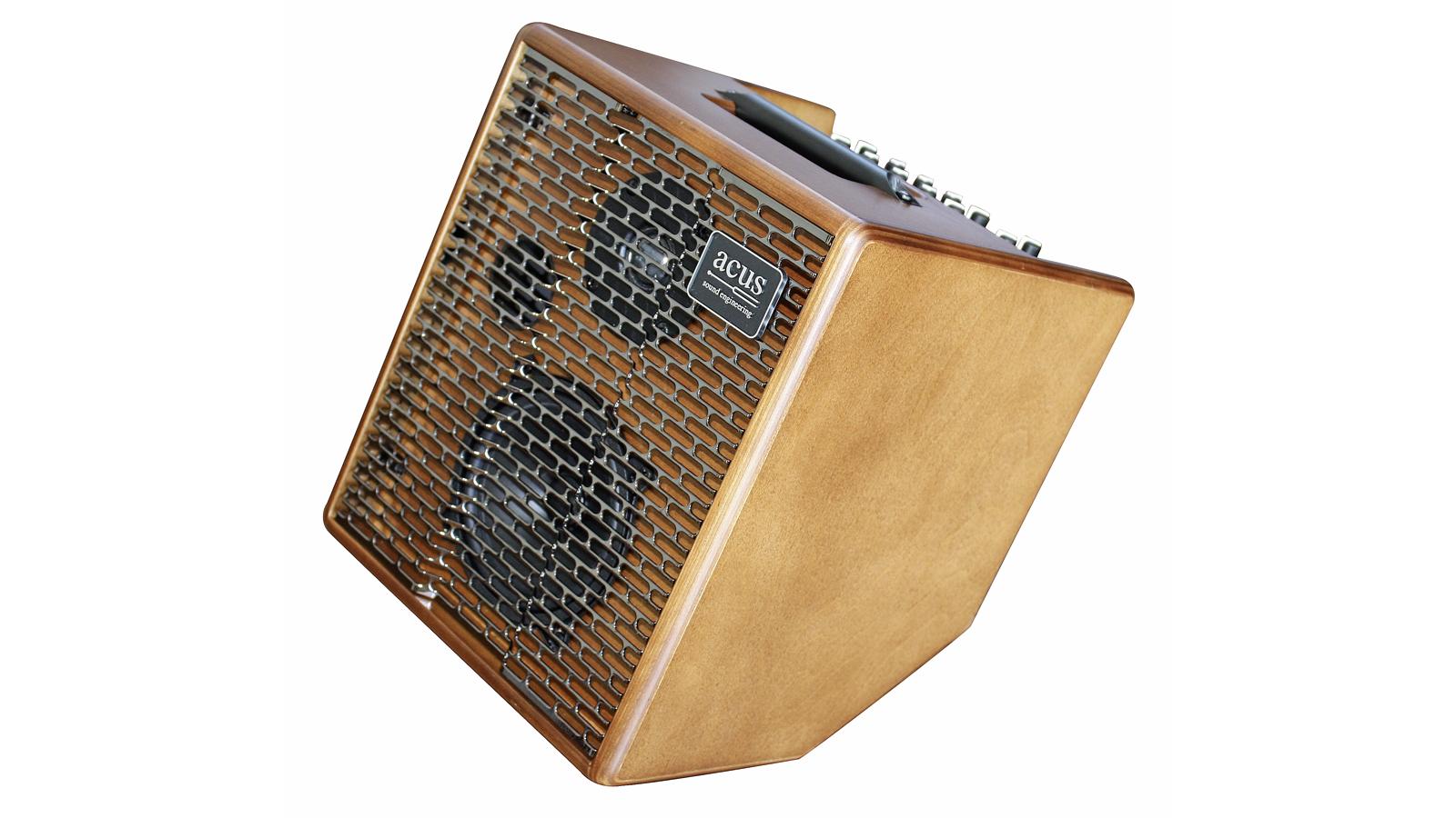 ACUS ONE-5T WOOD Simon Akustikverstärker