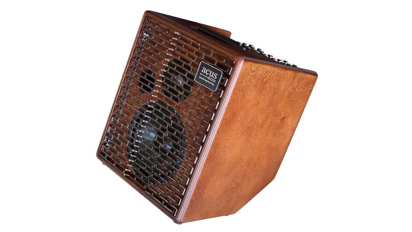 ACUS ONE-6T WOOD Simon Akustikverstärker