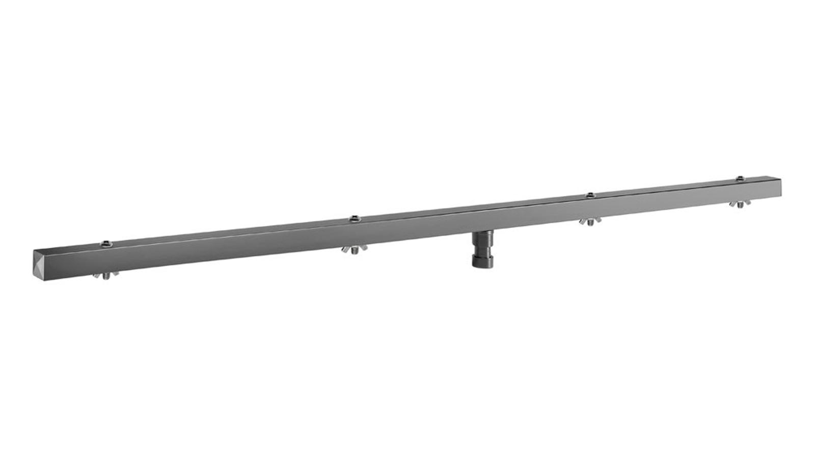 Adam Hall Querträger mit 28 mm TV-Zapfen für Lichtstative