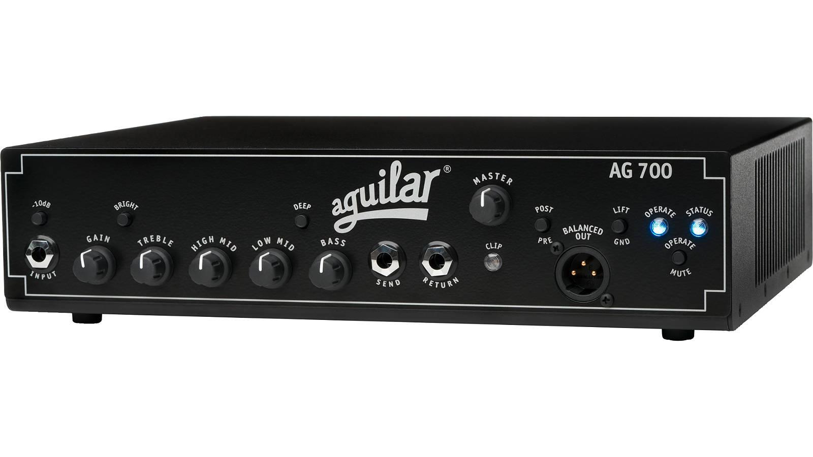 Aguilar AG700 Basstopteil