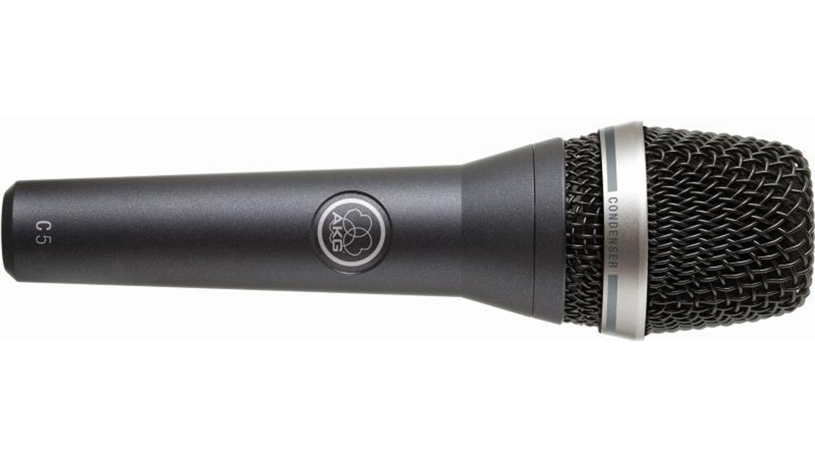 AKG C-5 Kondensator Vokal Mikrofon