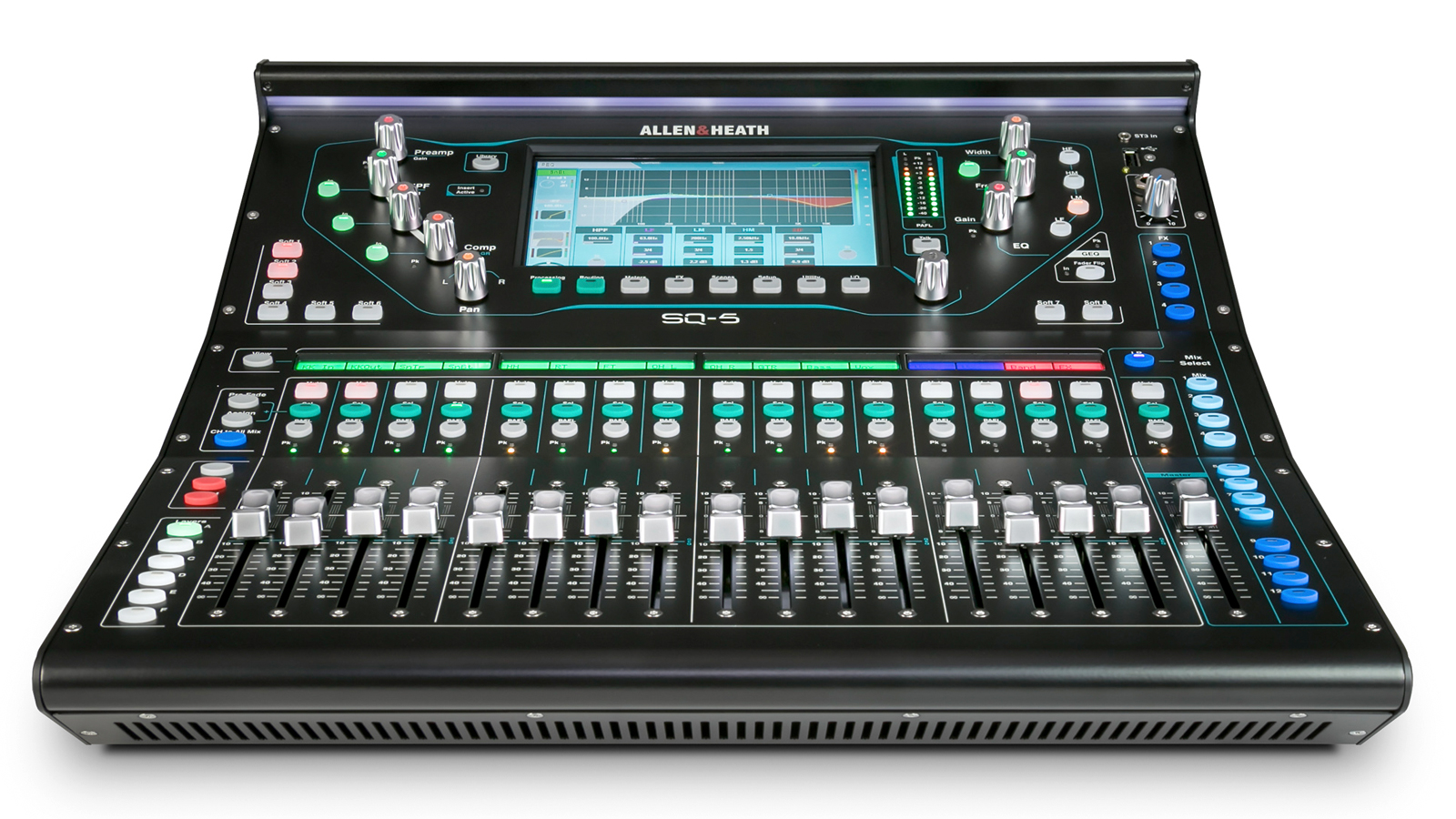 Allen & Heath SQ5 Digital Mischpult