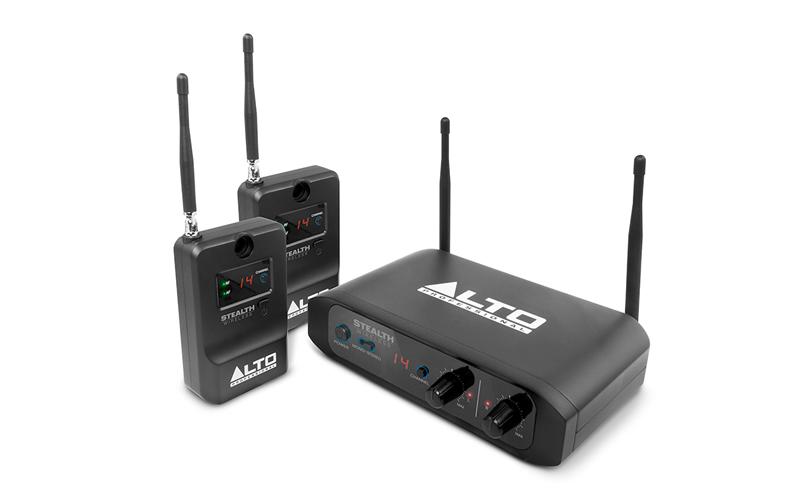Alto Stealth Wireless Kit