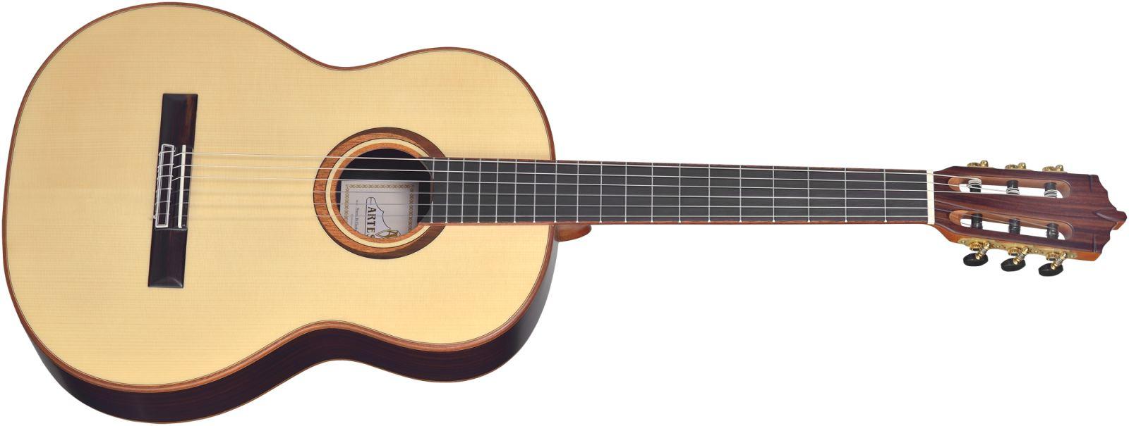 Artesano Nuevo Brillante Konzertgitarre