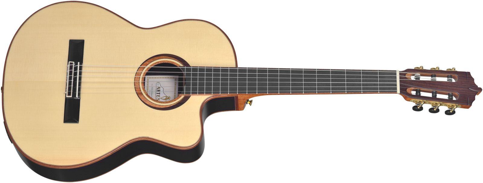 Artesano Nuevo Brillante Cut Konzertgitarre