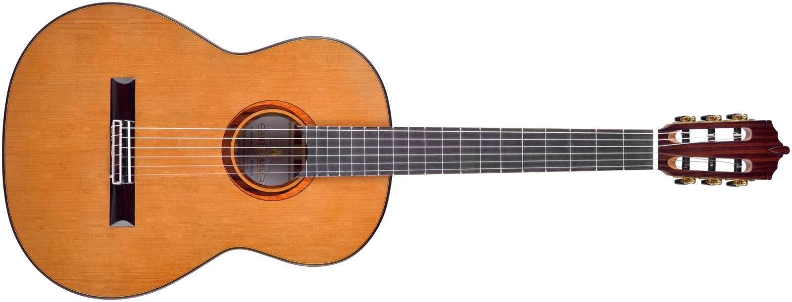 Artesano Nuevo Marron Konzertgitarre