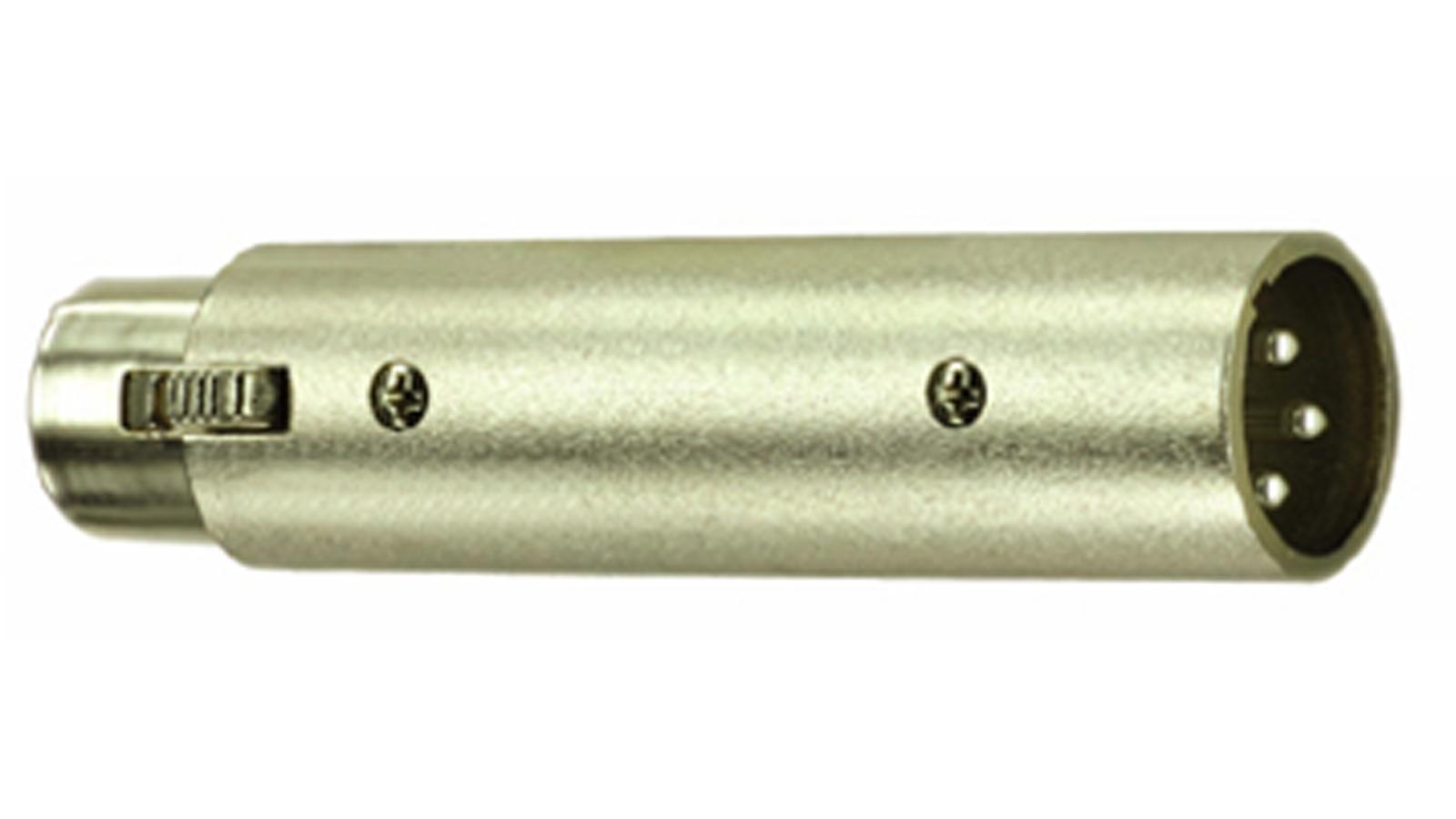 DREITEC Adapter XLR  Phasendreher 1622