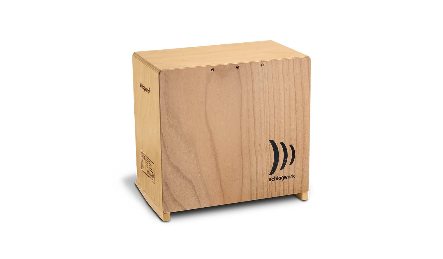 Schlagwerk Bass Cajon 2in One deluxe