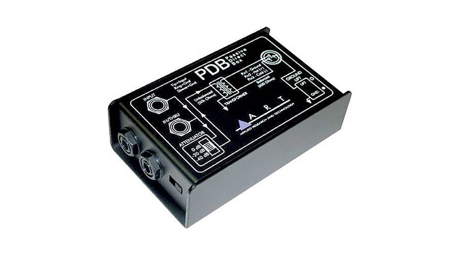 ART PDB Passive DI-Box