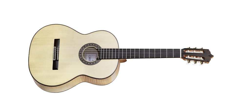 Artesano Sonata FLMS Konzertgitarre