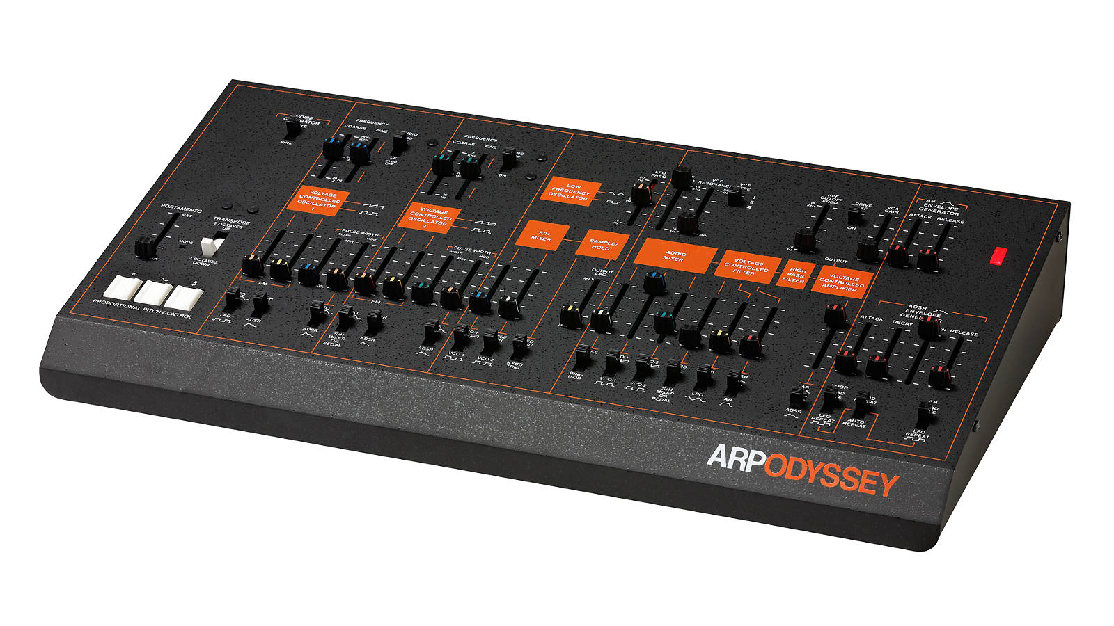 ARP ODYSSEY Module Rev3 Analog Duophonic Synthesizer