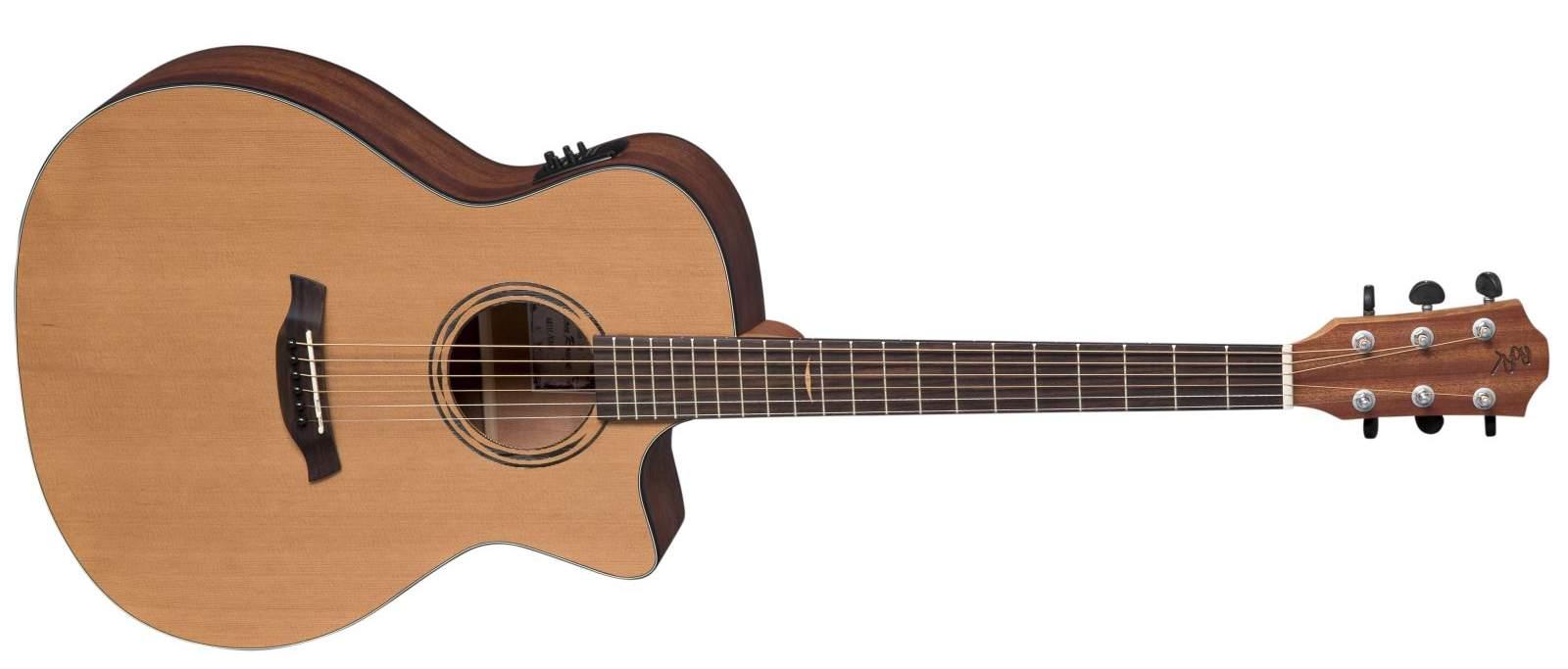 Baton Rouge AR11C/ACE-W Westerngitarre