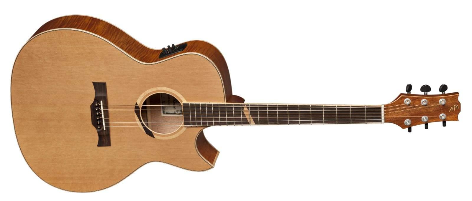 Baton Rouge X6C/ACE mystique Westerngitarre