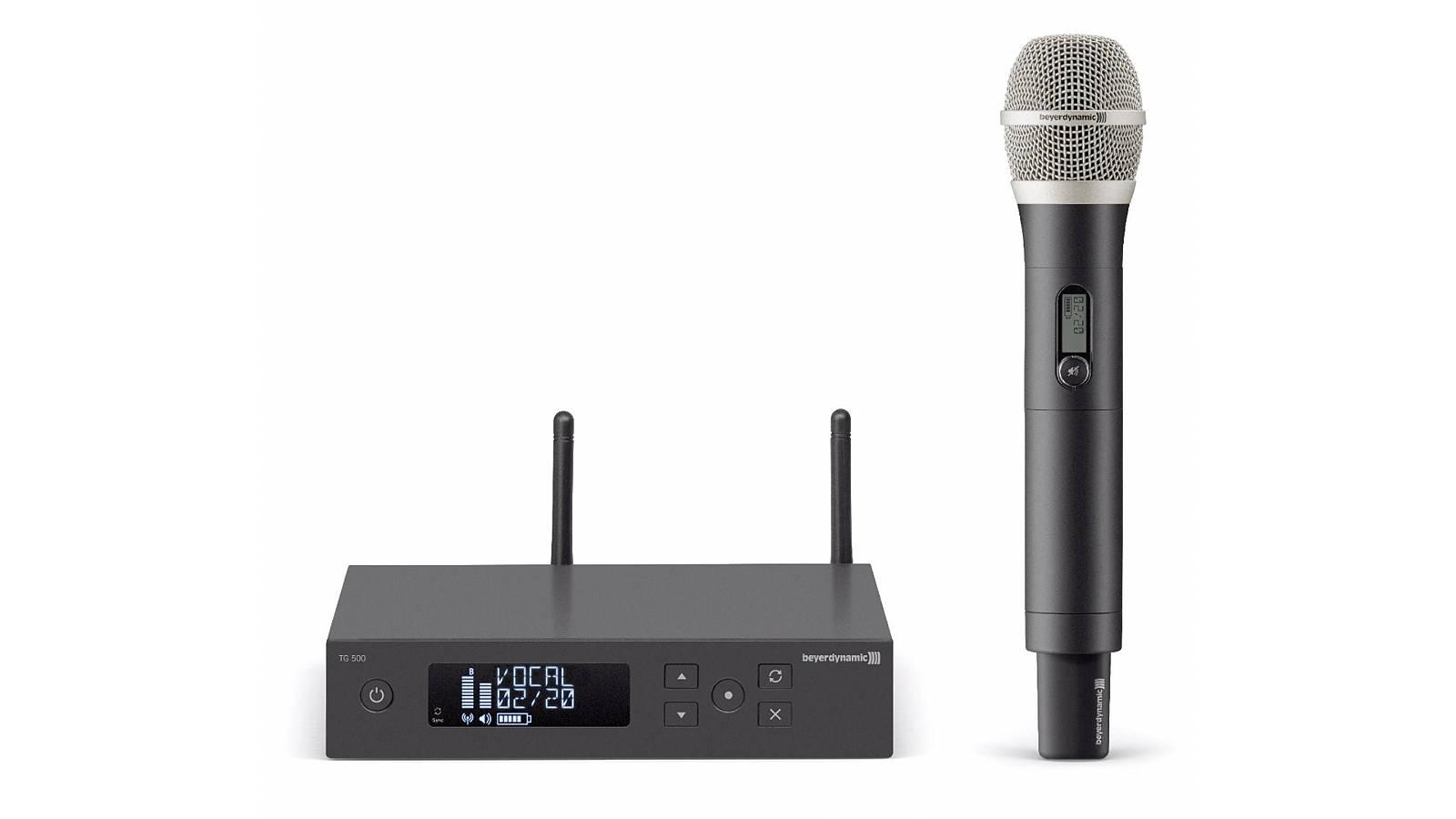 beyerdynamic TG 550 Vocal Set