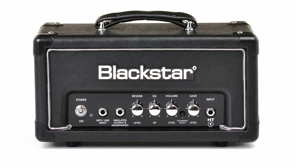 Blackstar HT-1RH Topteil schwarz