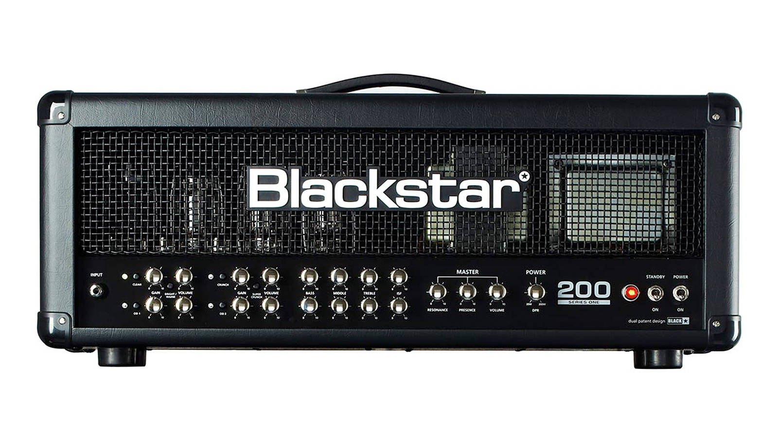 Blackstar Series One 200 Head inkl. Footswitch