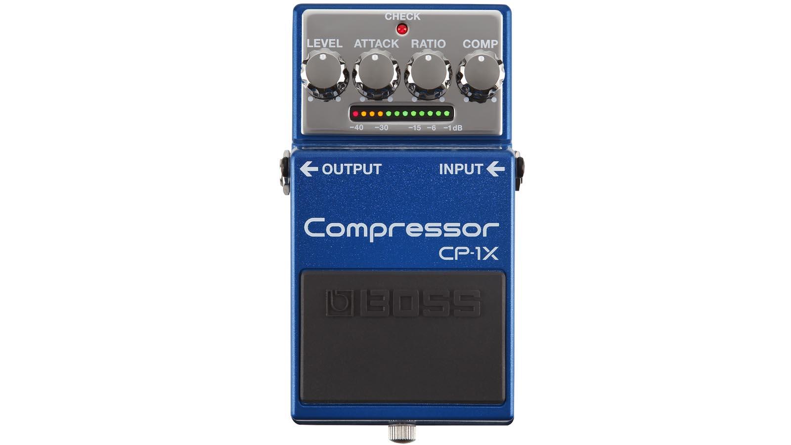 Boss CP-1X Multiband Kompressor