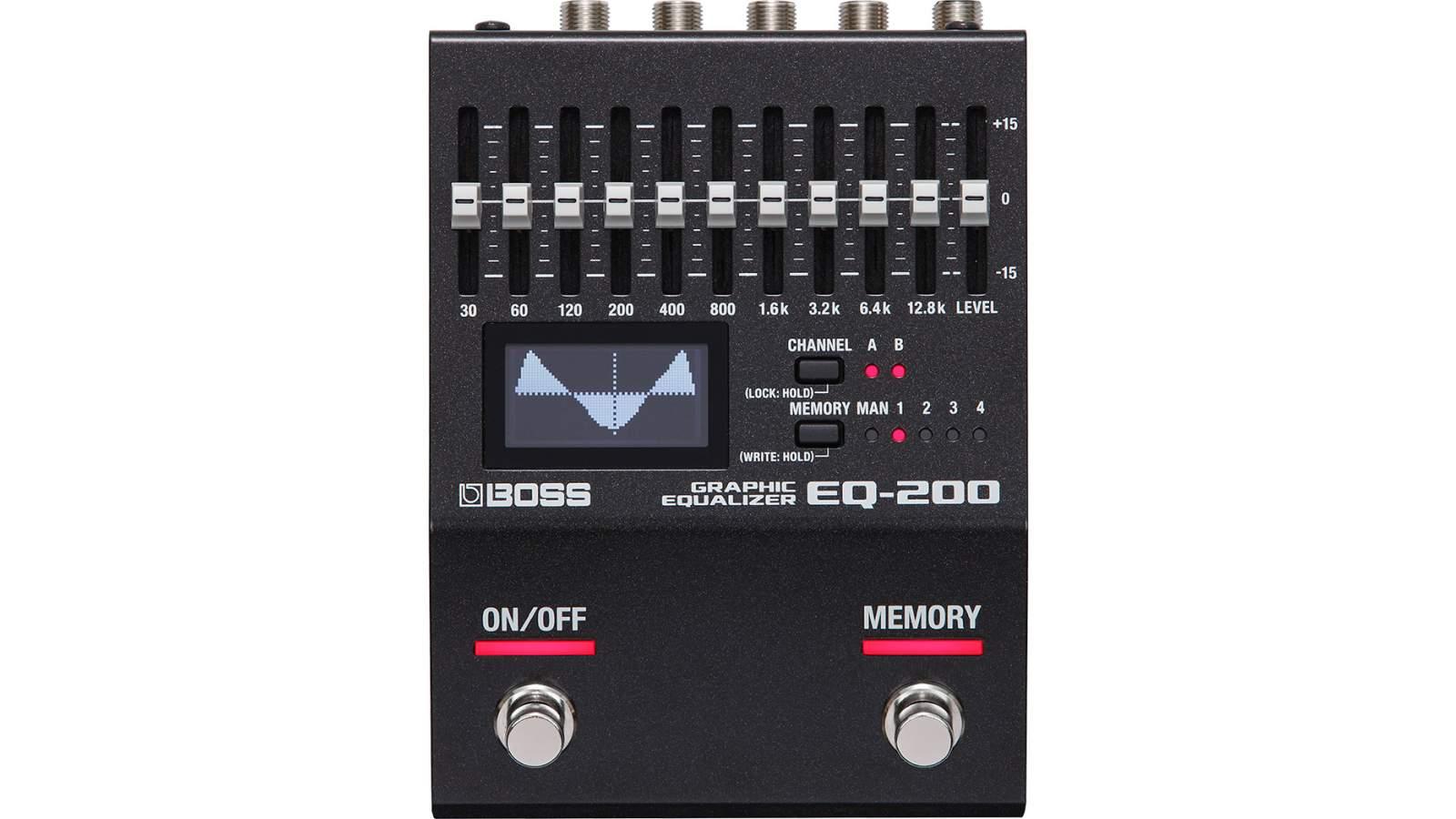 Boss EQ-200 Graphic EQ