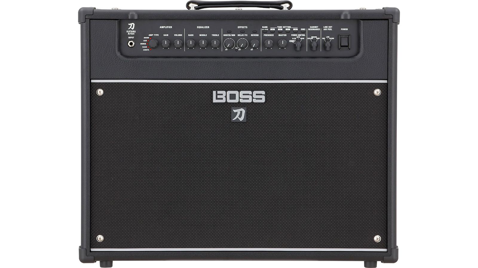 Boss KATANA-Artist Gitarrenverstärker