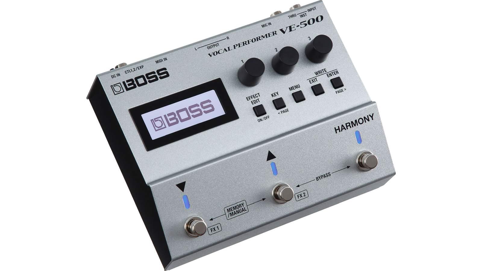 Boss VE-500 Vocal Peformer