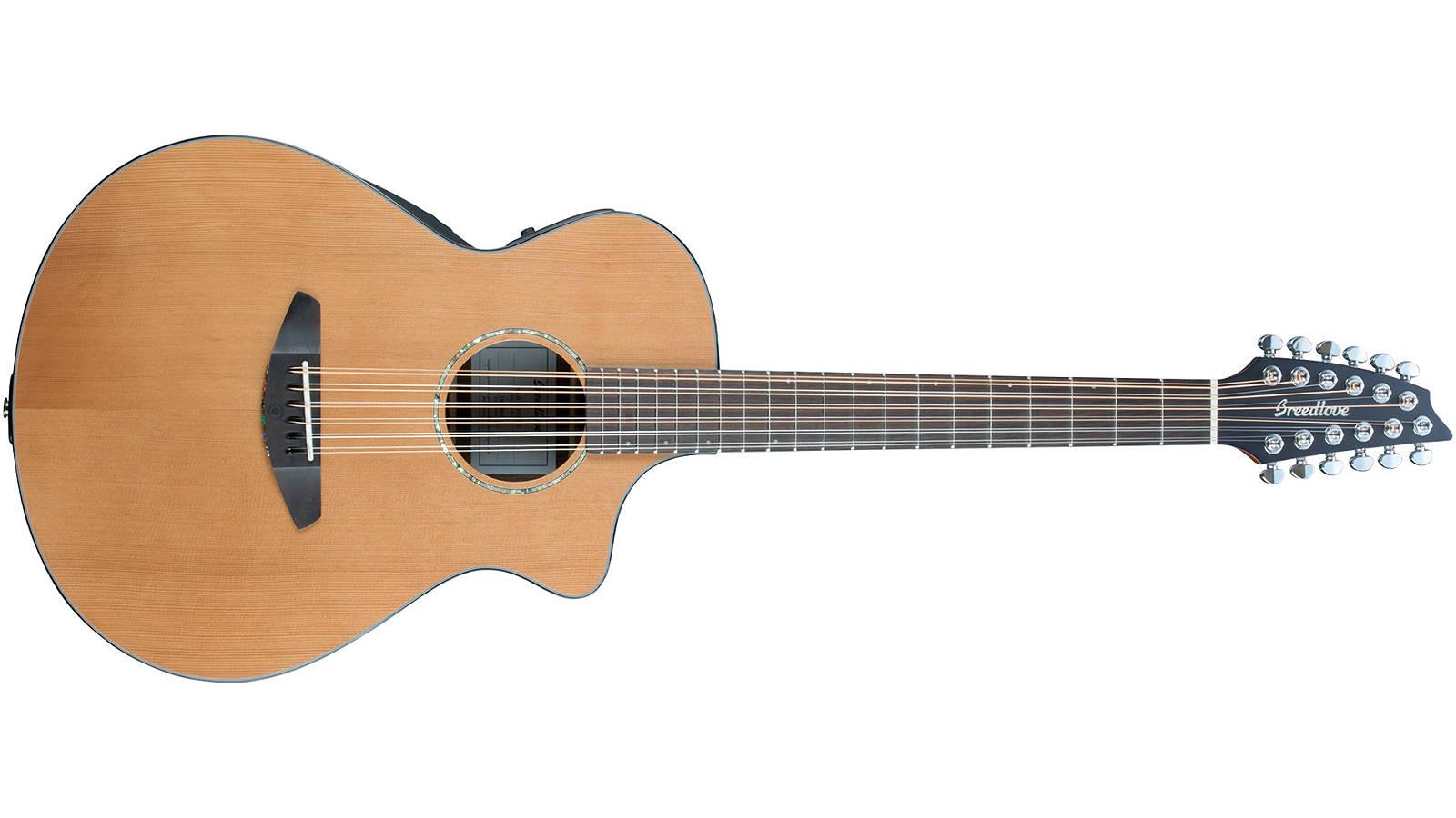 Breedlove SOX32CE Solo 12-Saiter Westerngitarre