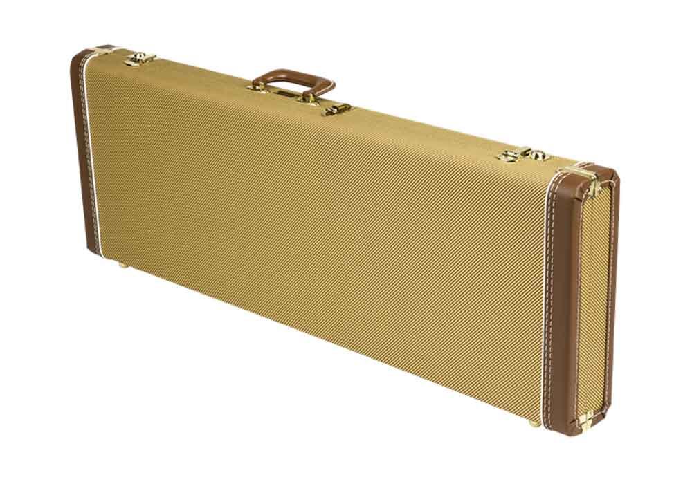 Fender E-Gitarren Case DLX Tweed