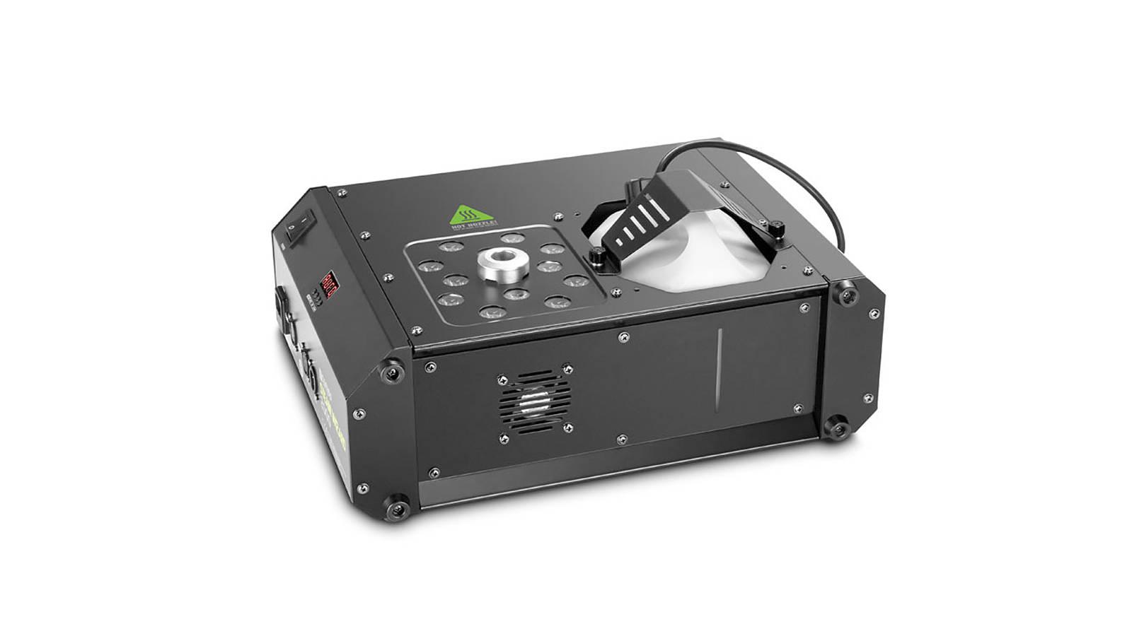 Cameo Steam Wizard 2000 Nebelmaschine mit RGBA-LEDs
