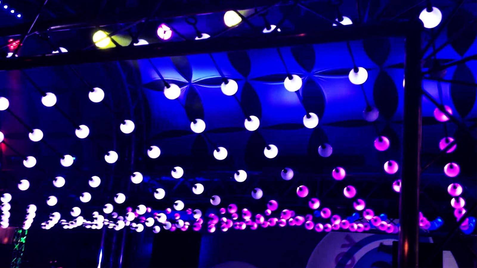 Chauvet Festoon RGB