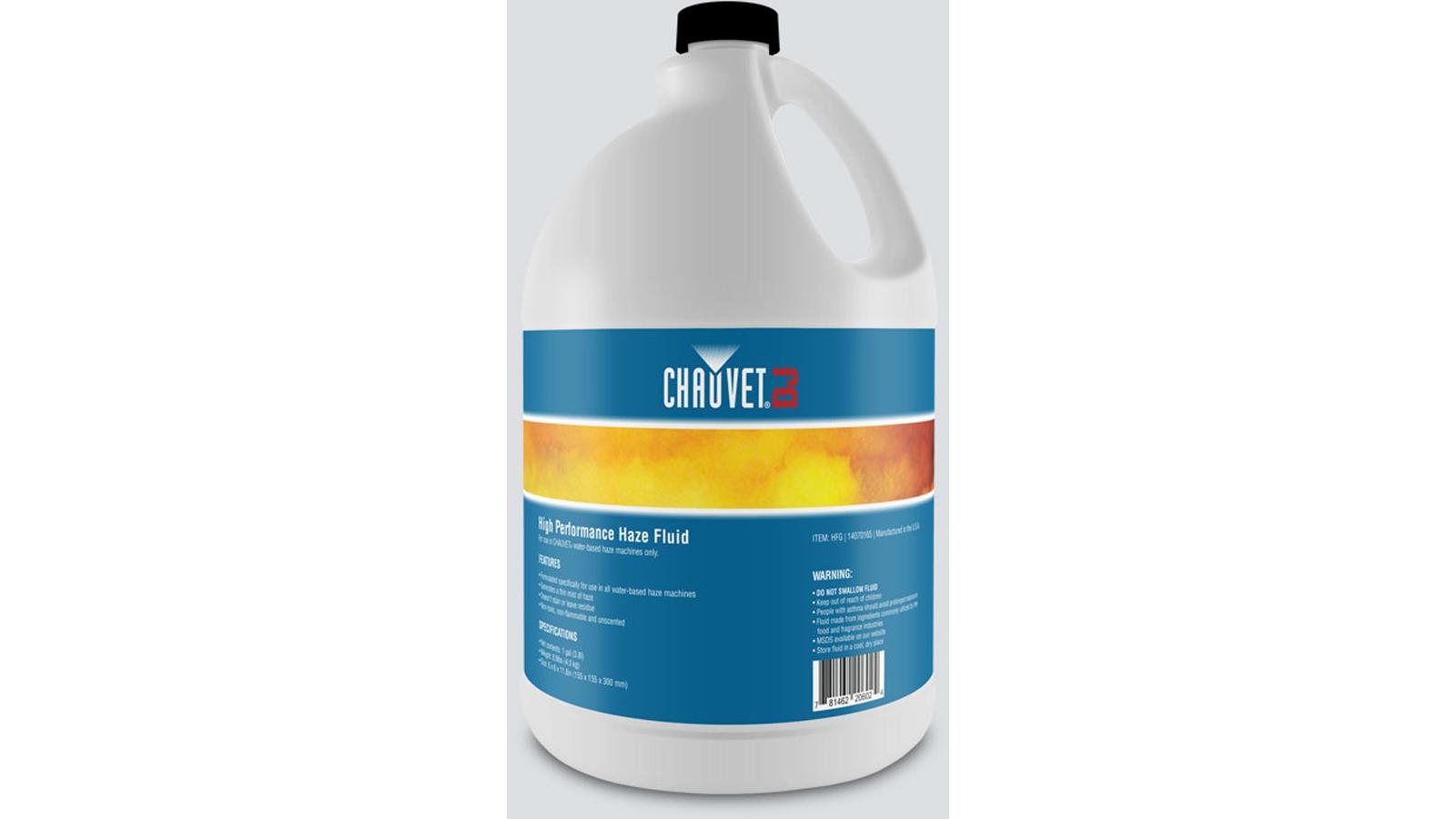 Chauvet Hazefluid - High Performance Haze Fluid (HFG)