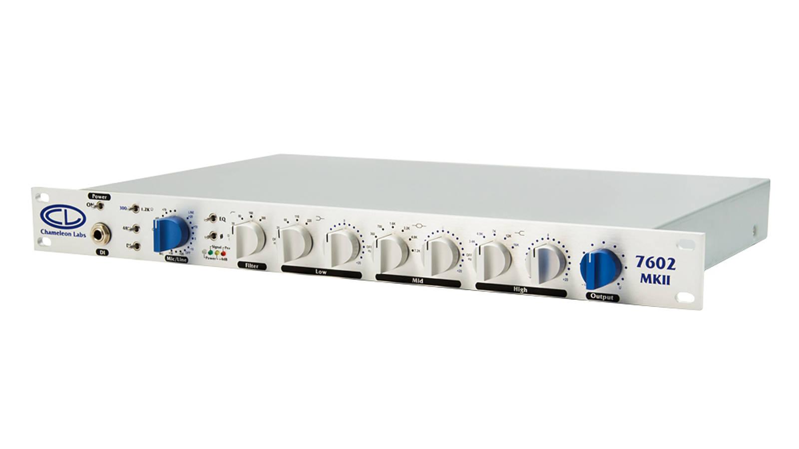 Chameleon Labs 7602 MKII Mikrofonvorverstärker