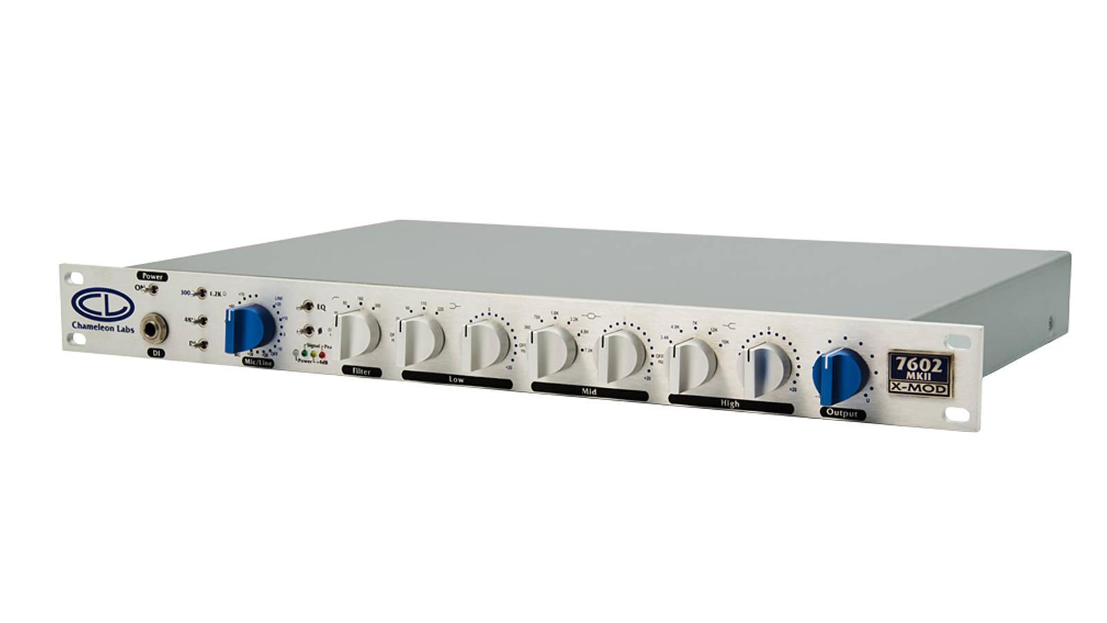 Chameleon Labs 7602 MKII X-Mod Mikrofonvorverstärker