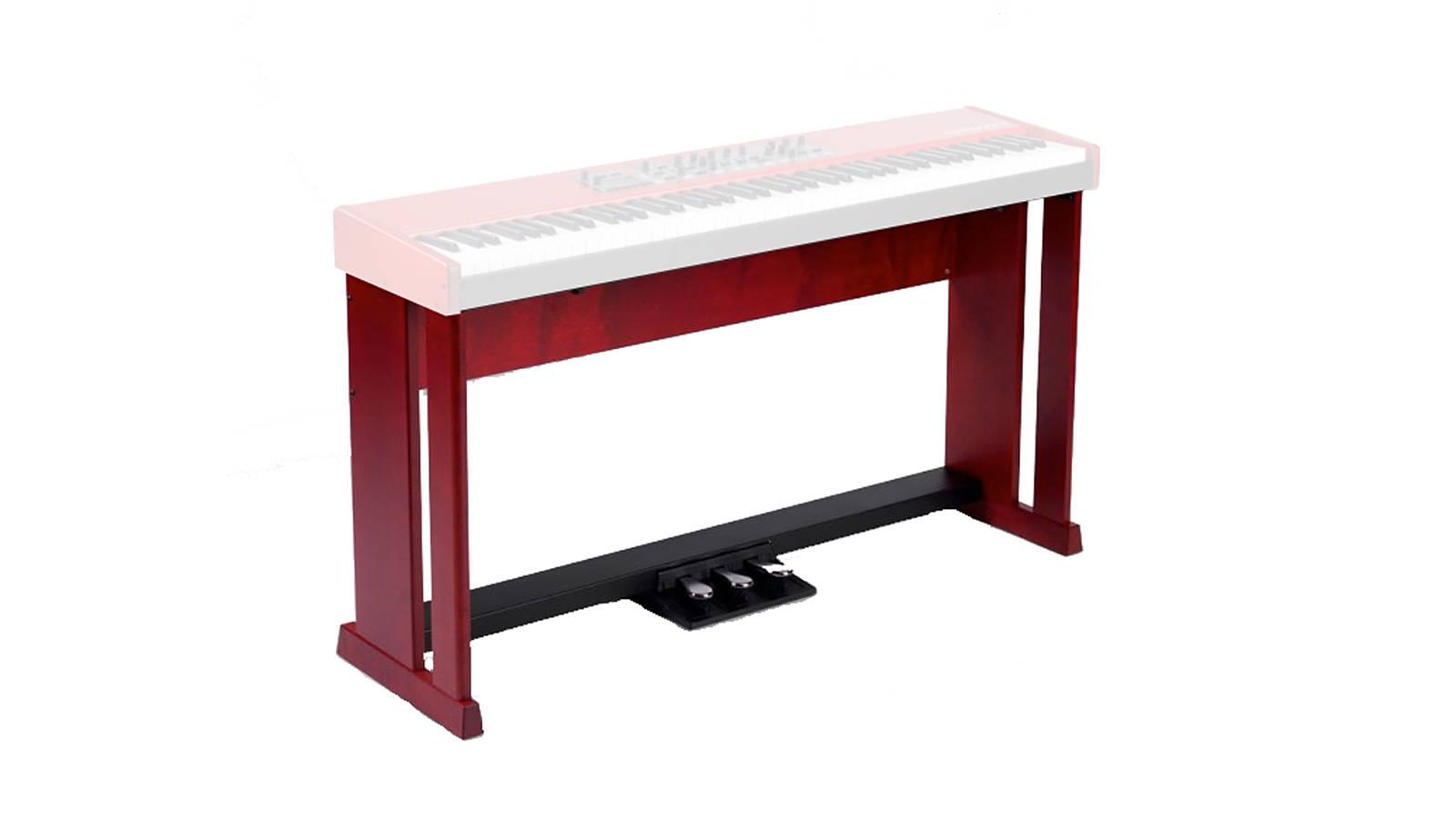 Clavia Nord Holz Keyboard Ständer