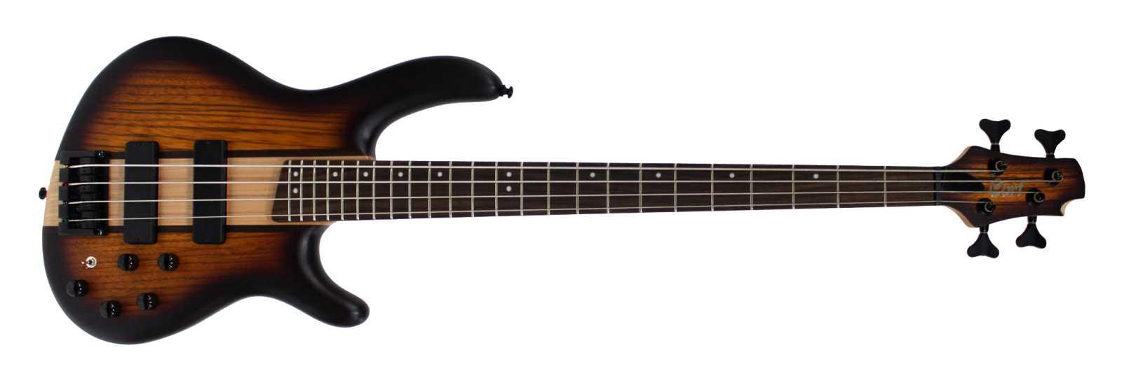 Cort C4 Plus ZBMH Bassgitarre