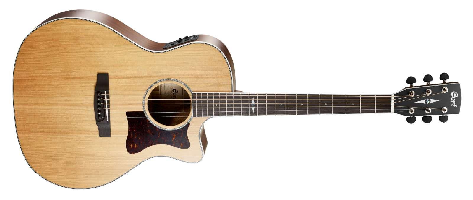 Cort GA5F-BW NS Westerngitarre