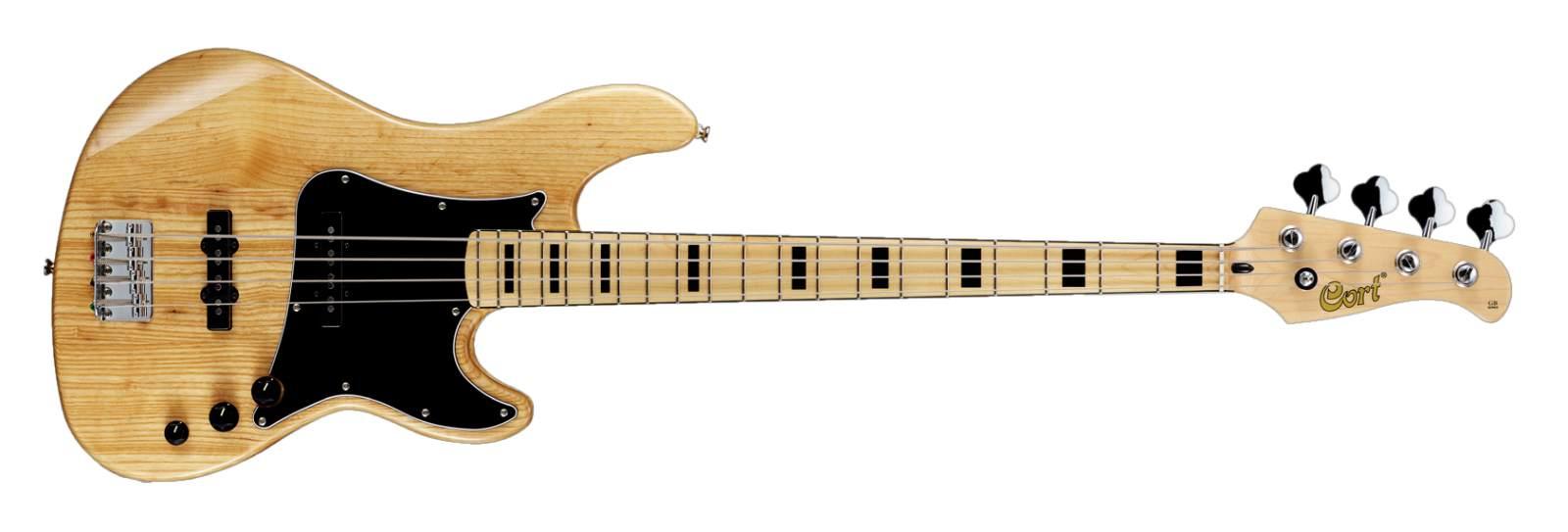 Cort GB54JJ E-Bass natur