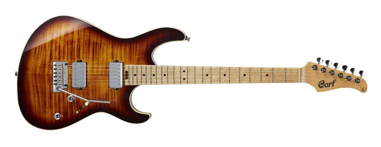 Cort G290 FAT E-Gitarre AVB