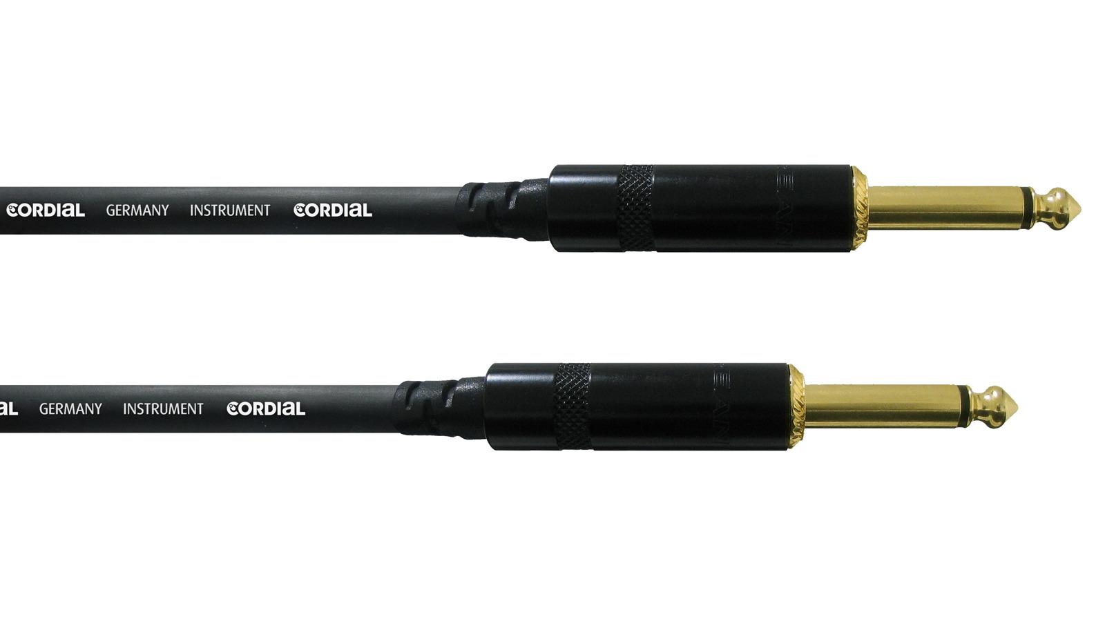 Cordial CCI 9 PP Instrumentenkabel 9 m