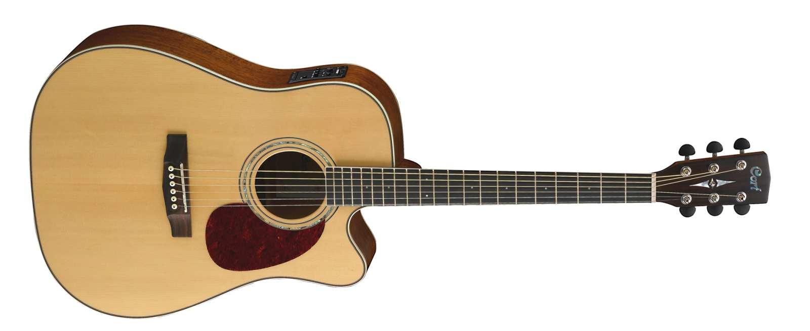 Cort MR-710F NS Westerngitarre