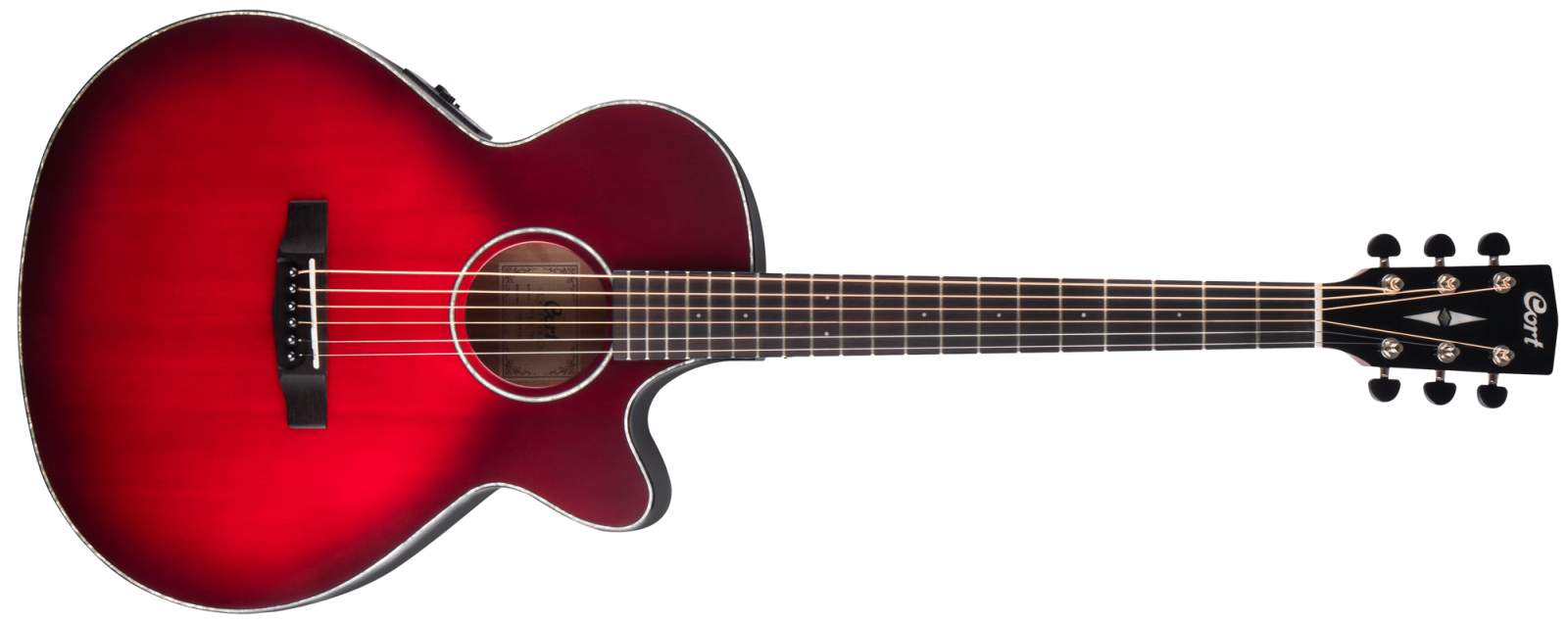 Cort SFX-E TWB Westerngitarre - Limited