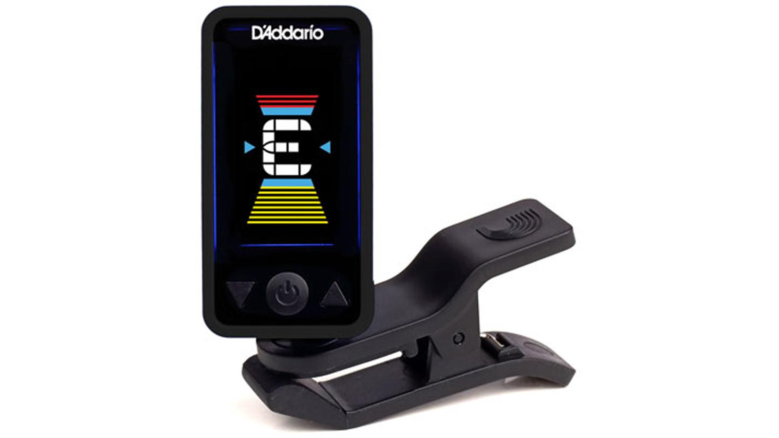 Daddario Eclipse Headstock Tuner Black