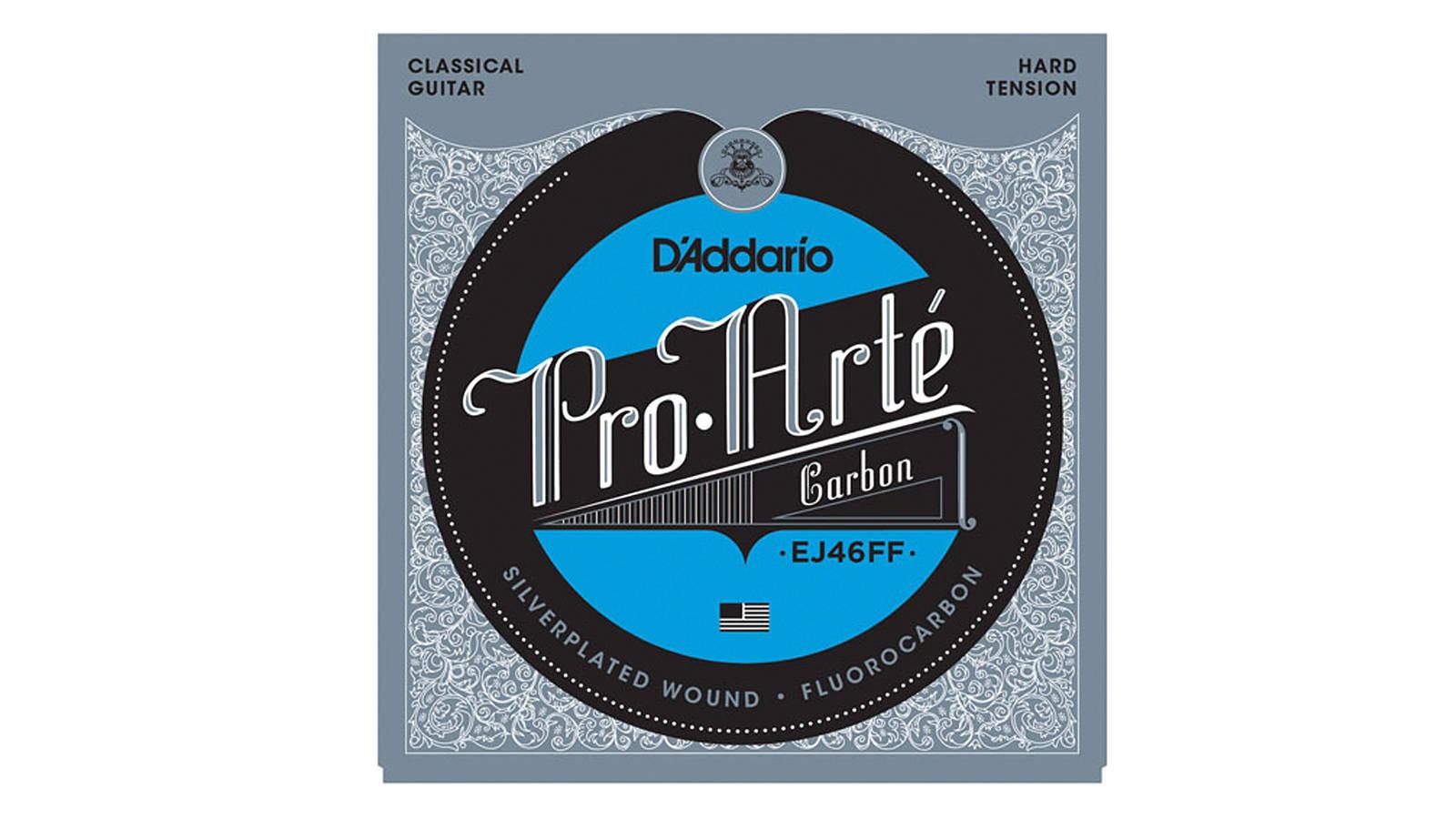 D'Addario EJ46FF Pro-Arté Carbon Konzertgitarrensaiten