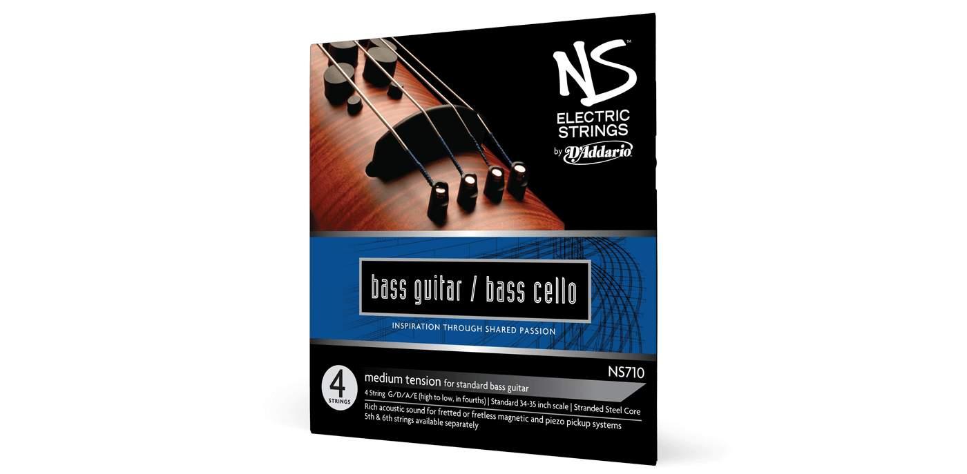 D'Addario NS710 E-Bass/Cello Saiten