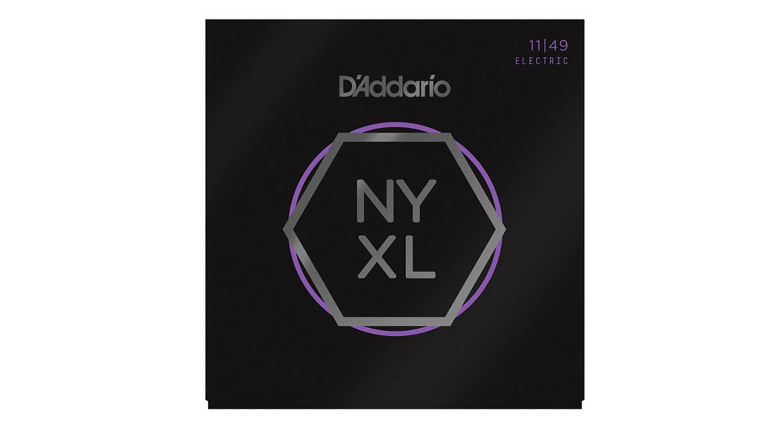 D'Addario NYXL1149 E-Gitarren Saiten