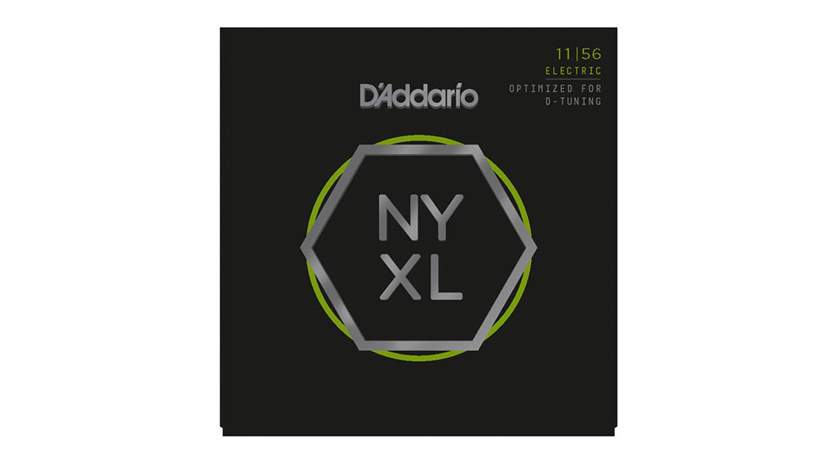 D'Addario NYXL1156 E-Gitarren Saiten