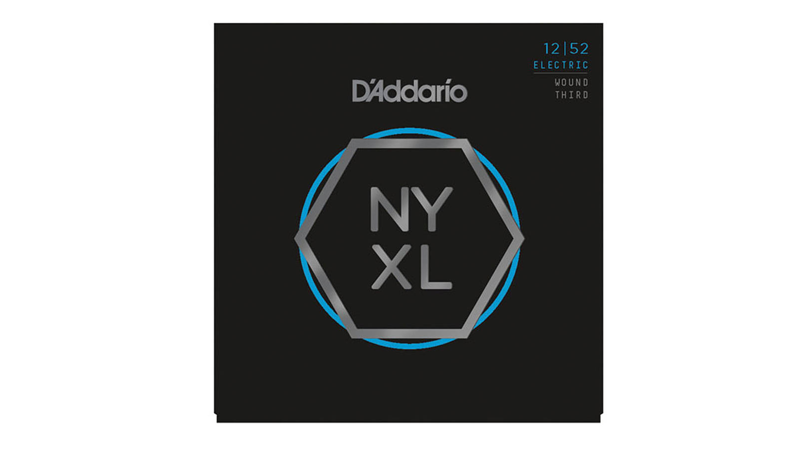 D'Addario NYXL1252W E-Gitarren Saiten