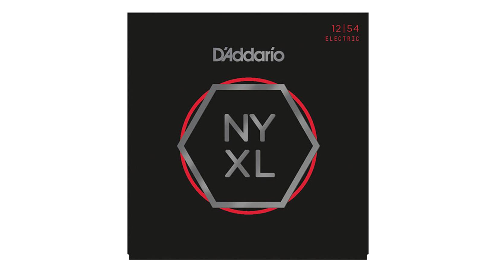 D'Addario NYXL1254 E-Gitarren Saiten