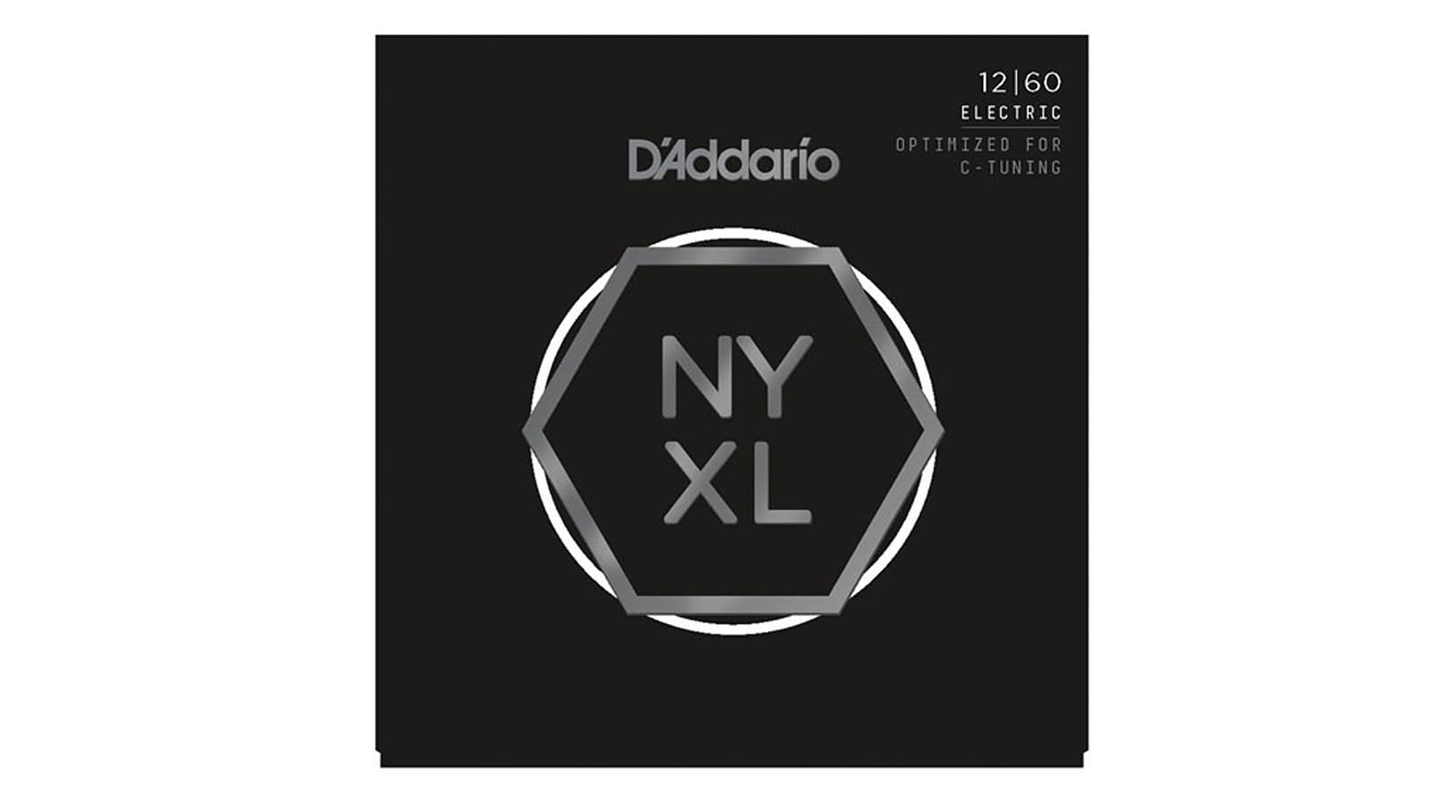 D'Addario NYXL1260 E-Gitarren Saiten
