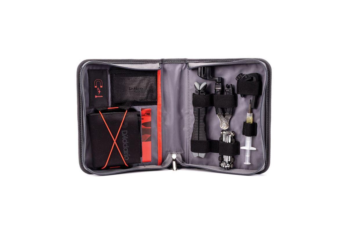 D'Addario PW-EGMK-01 Instrument Care Kit E-Gitarren-Pflegeset